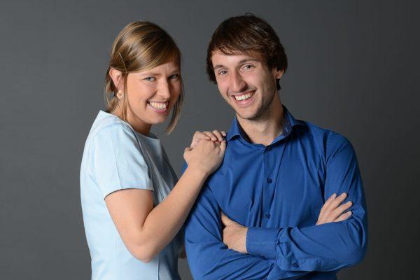 Anneleen & Tim